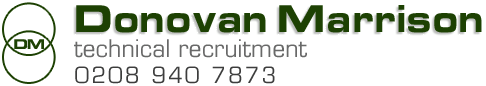 Donovan Marrison Technical Recruitment